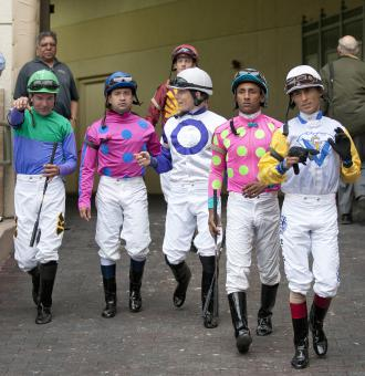 What's the Deal with Racing Silks?