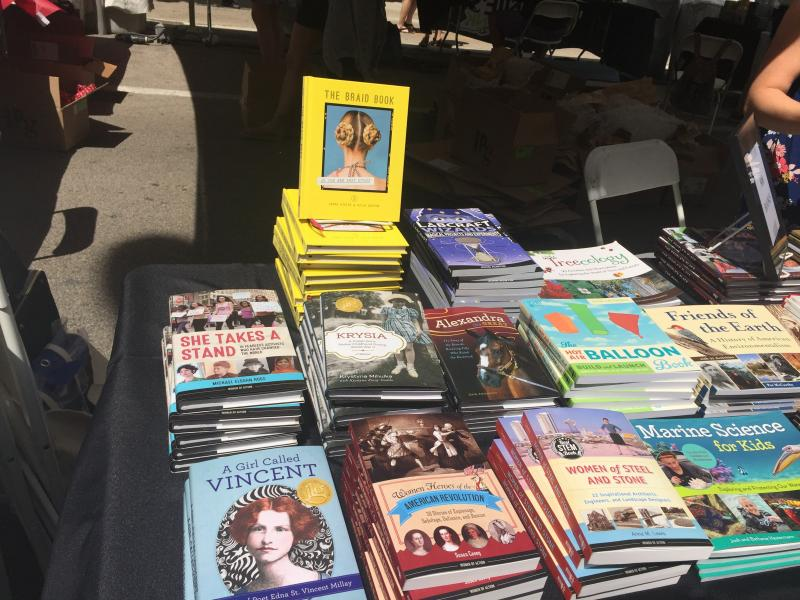Printers' Row Literary Festival