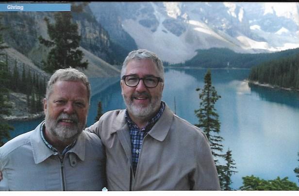 Kirk Nass and Michael Gillespie Establish New Scholarship
