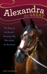 Alexandra the Great book cover