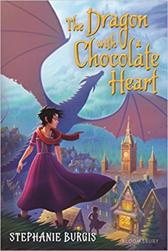 Dragons, Chocolate: A Great Combination