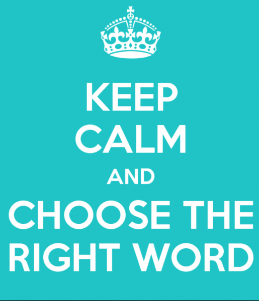 The Difference Between the Almost Right Word and the Right Word …