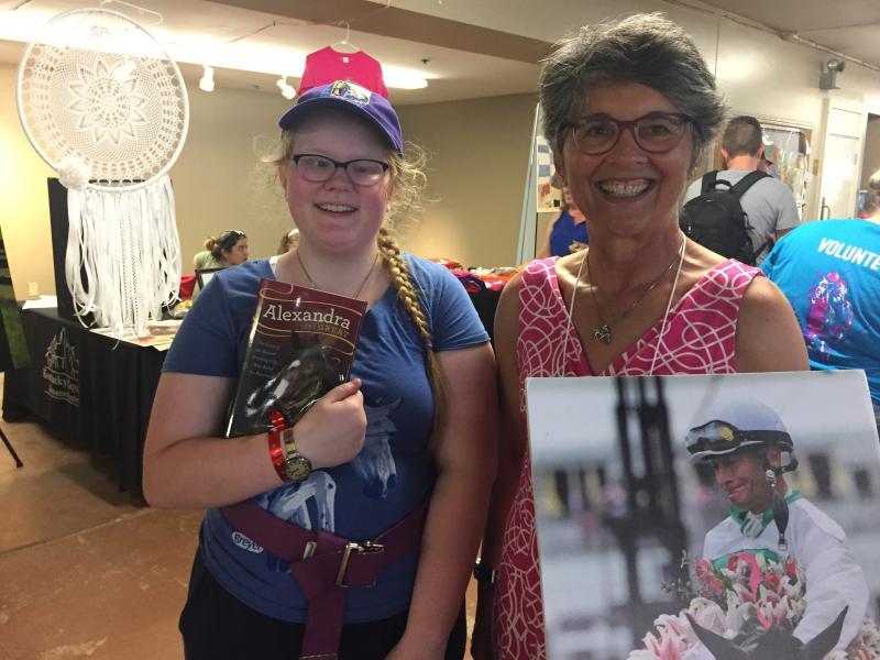 Breyerfest, Or, An Author Meets Her Readers
