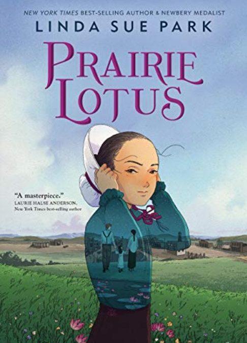"""""""Prairie Lotus"""" a New Take on Laura Ingalls Wilder"""
